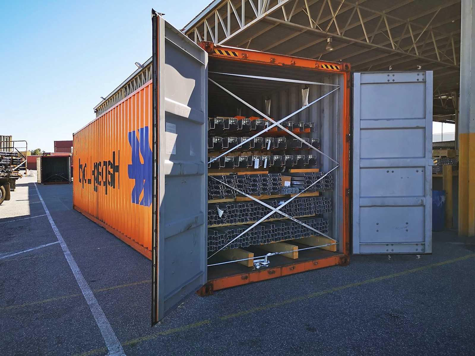 Аренда контейнера для хранения спортинвентаря
